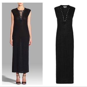 IRO Daisy linen maxi dress